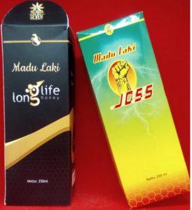 madu kuat JOSS vs Longlife